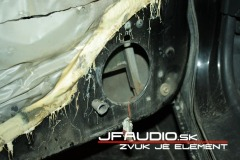 Honda Civic 6G audio